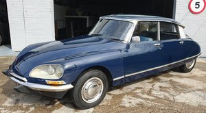 1972 Citroen DS20 For Sale