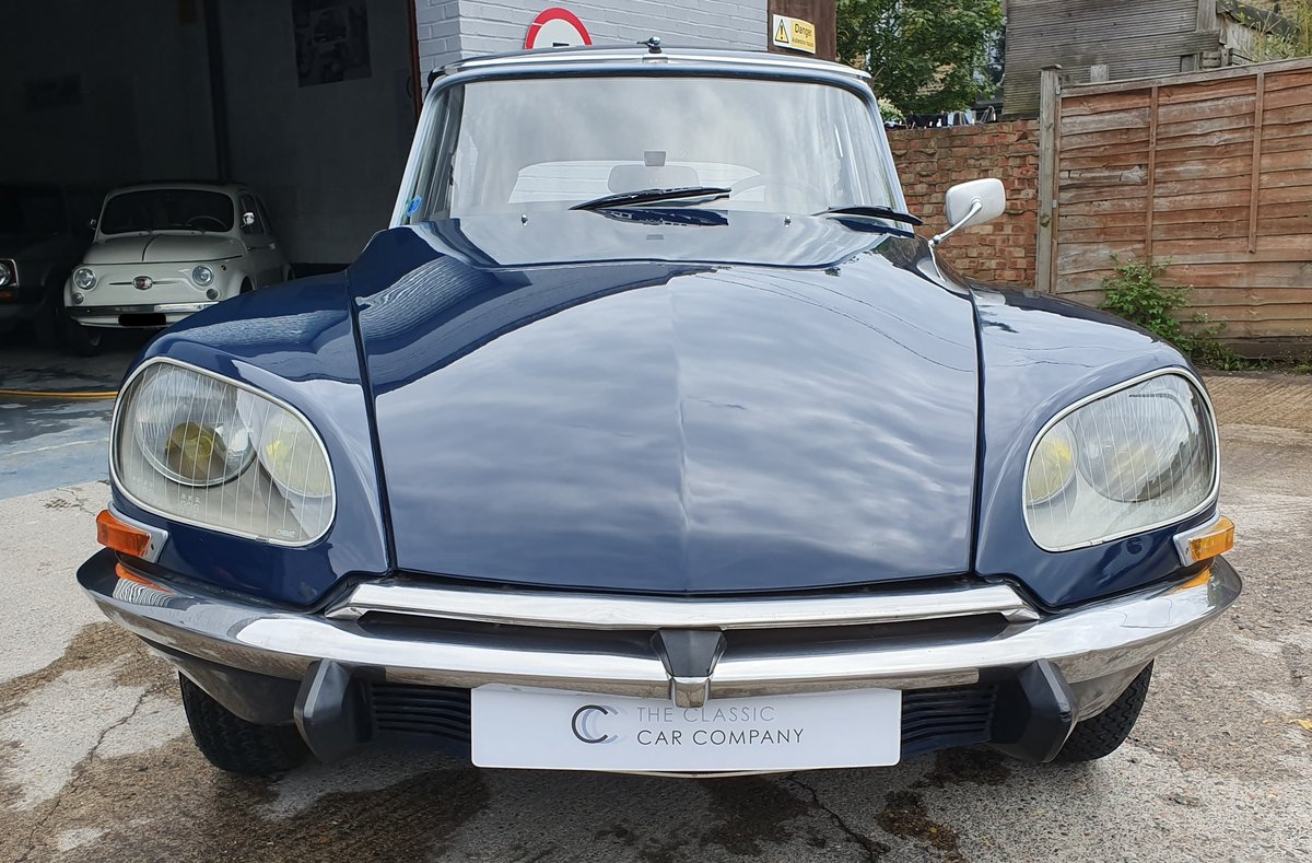 1972 Citroen DS20 For Sale (picture 3 of 6)