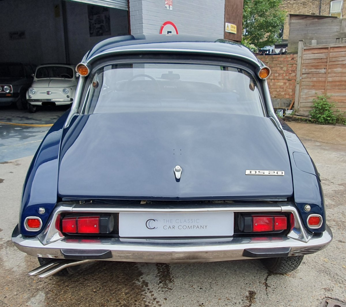 1972 Citroen DS20 For Sale (picture 4 of 6)