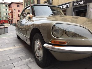 FS 1973 Citroën DS 23 Pallas For Sale