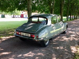 1967 A rare Citroen DS 21 model year -68 For Sale