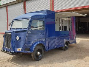 1968 Citroen HY Van extended For Sale