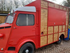 1970 Citroen HY H Van / vintage van / Kiosk / catering For Sale