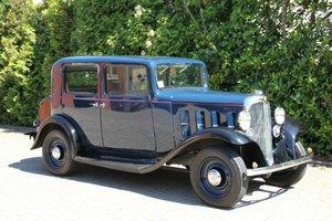 Citroën Rosalie 8 CV Sedan, 1933 SOLD