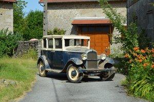 1931 - Citroën C4 G  For Sale by Auction