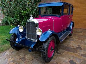 Citroen b 14 -1928- completely restored