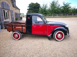 1977 Citroen 2cv pickup For Sale