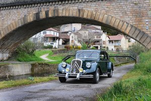 1951 - Citroën Traction 15-6  For Sale by Auction