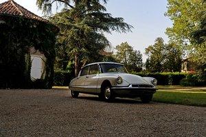 1958 - Citroën DS 19 For Sale by Auction