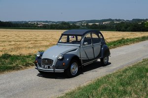 1990 - Citroën 2CV Charleston For Sale by Auction