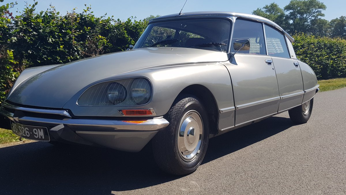 1974 Citroen DS 23 Pallas Turn Key Ready For Sale (picture 1 of 6)