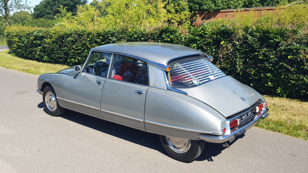 1974 Citroen DS 23 Pallas Turn Key Ready For Sale (picture 2 of 6)