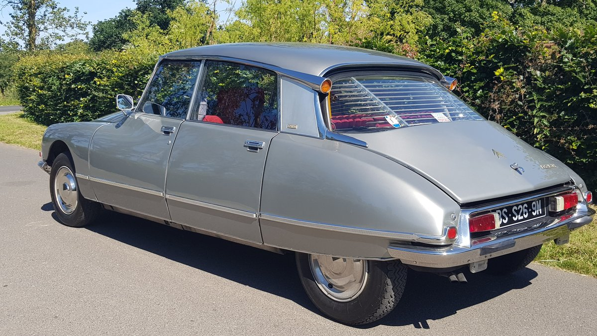 1974 Citroen DS 23 Pallas Turn Key Ready For Sale (picture 4 of 6)