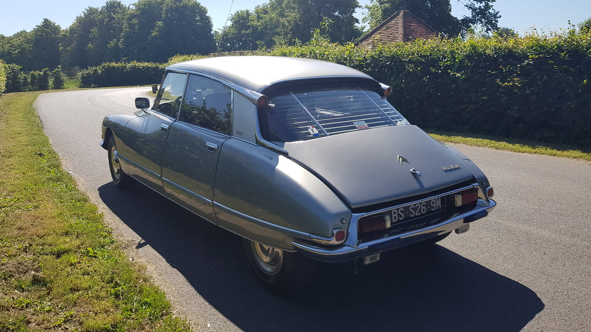 1974 Citroen DS 23 Pallas Turn Key Ready For Sale (picture 5 of 6)