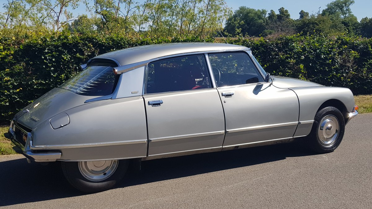 1974 Citroen DS 23 Pallas Turn Key Ready For Sale (picture 6 of 6)