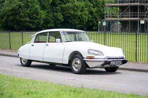 1973 Citroen DS Super 5 SOLD by Auction