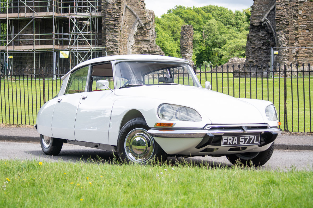 1973 Citroen DS Super 5 SOLD by Auction (picture 4 of 6)