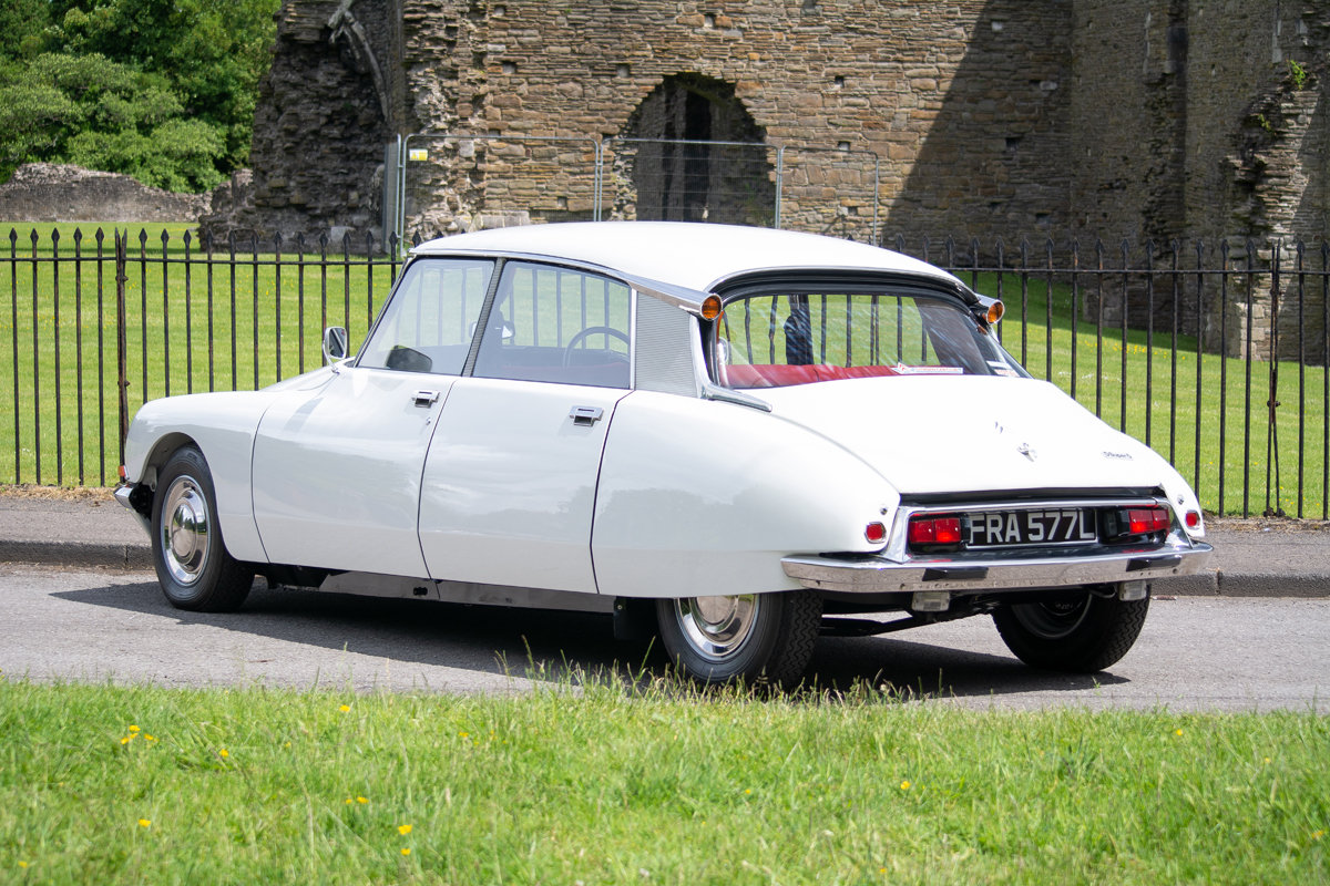 1973 Citroen DS Super 5 SOLD by Auction (picture 6 of 6)