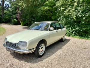 1974 CITROEN GS 1220 CLUB with original paint and low mileage For Sale