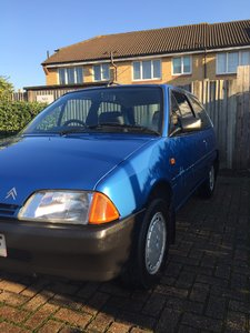 1990 Citroen AX Salsa - one of only two left in the UK