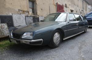 1976 - CX Prestige toit plat For Sale by Auction