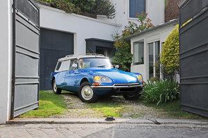 1975 - Citroën DS 20 break Confort For Sale by Auction