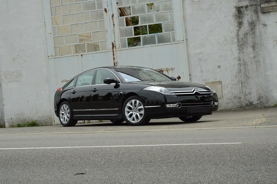2012 - Citroën C6 V6 HDI For Sale by Auction (picture 1 of 5)
