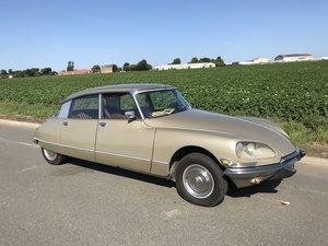 1972 Citroën DS21 semi-automatic SOLD