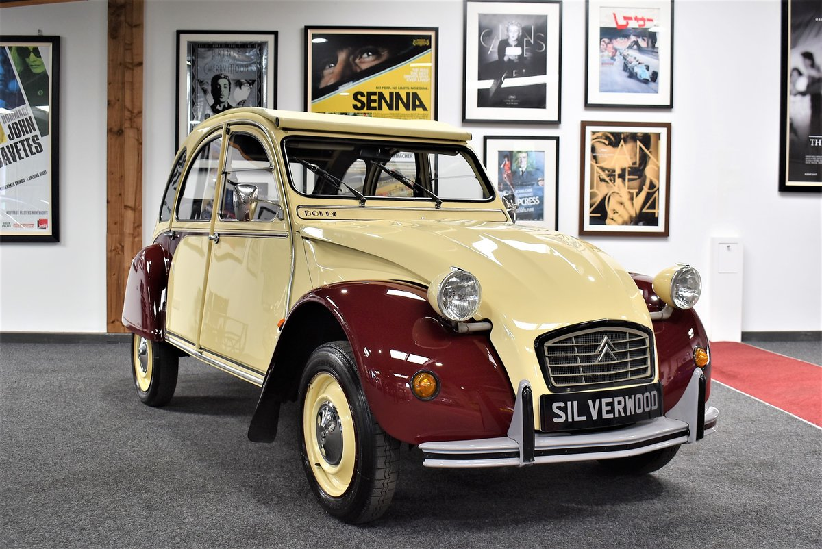 1987 Citroen 2 CV 6 Dolly For Sale (picture 1 of 6)