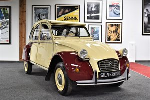 1987 Citroen 2 CV 6 Dolly