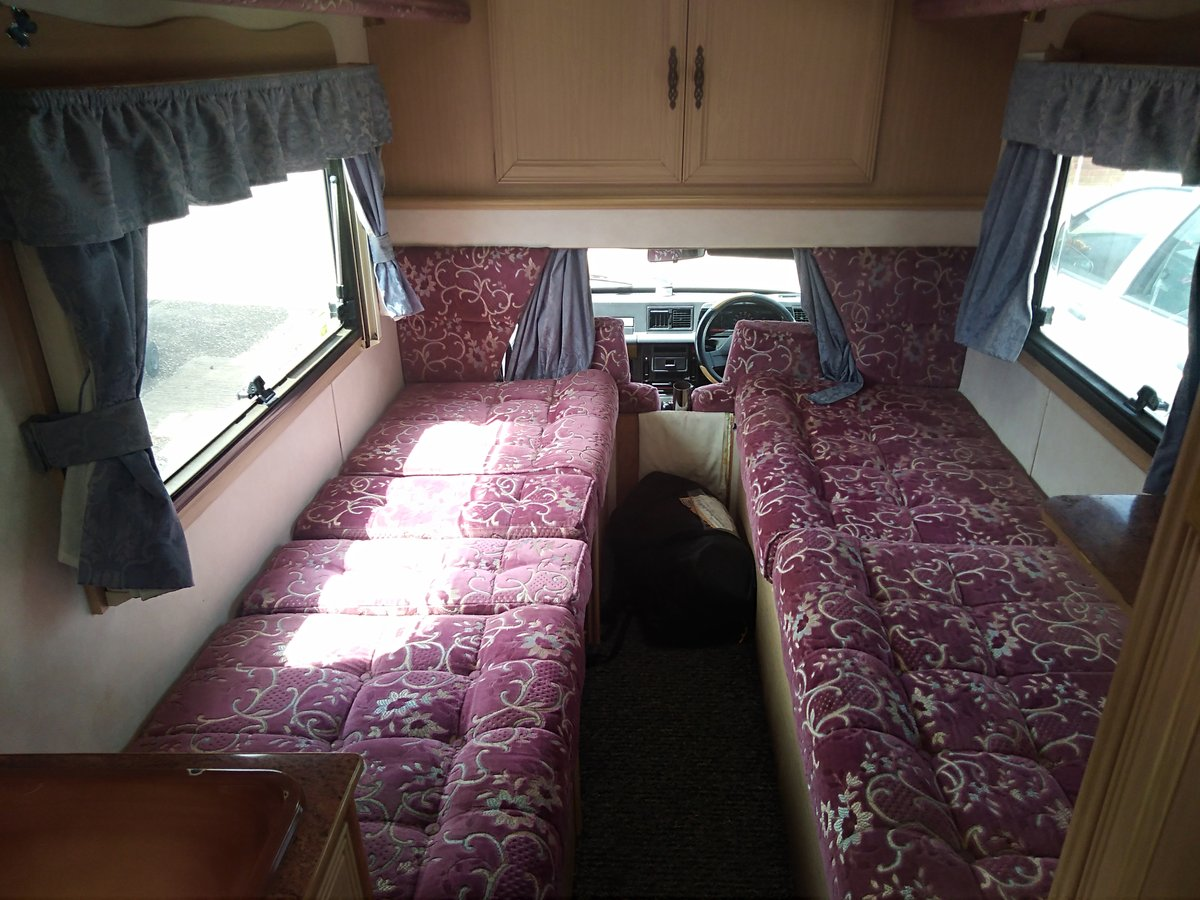 1996 Citroen C15 Nu venture Lwb Motorhome For Sale (picture 4 of 6)