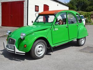 1987 Citroen 2CV Bamboo For Sale by Auction