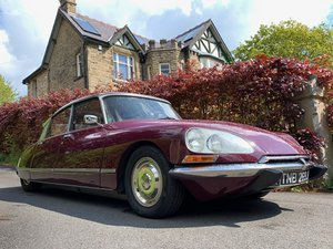 1971 Citroen DS 21ie Pallas BHV LHD -  For Sale