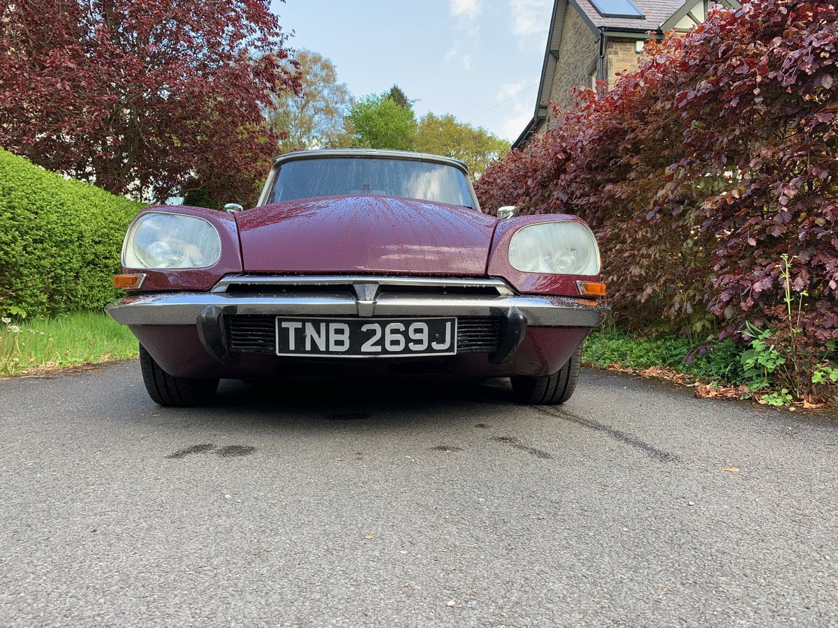 1971 Citroen DS 21ie Pallas BHV LHD -  For Sale (picture 2 of 6)