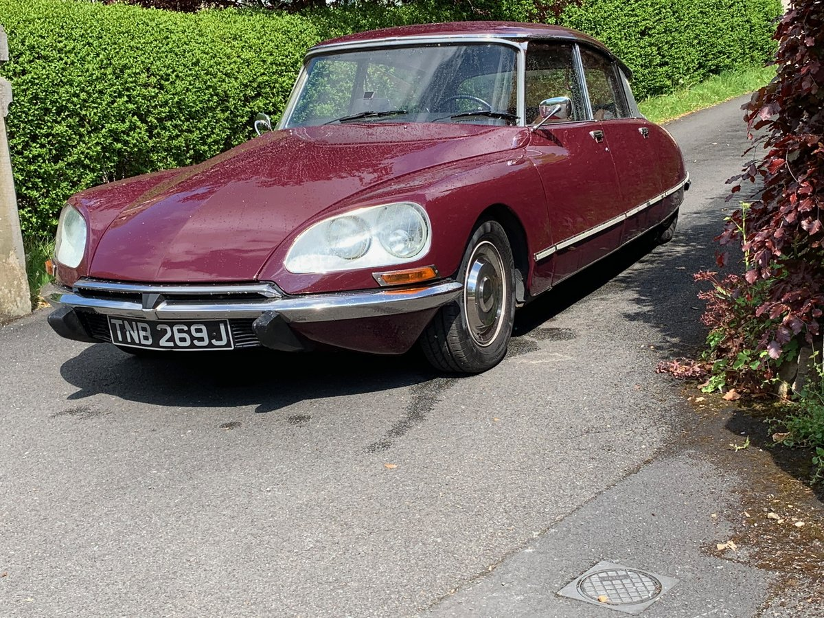 1971 Citroen DS 21ie Pallas BHV LHD -  For Sale (picture 4 of 6)