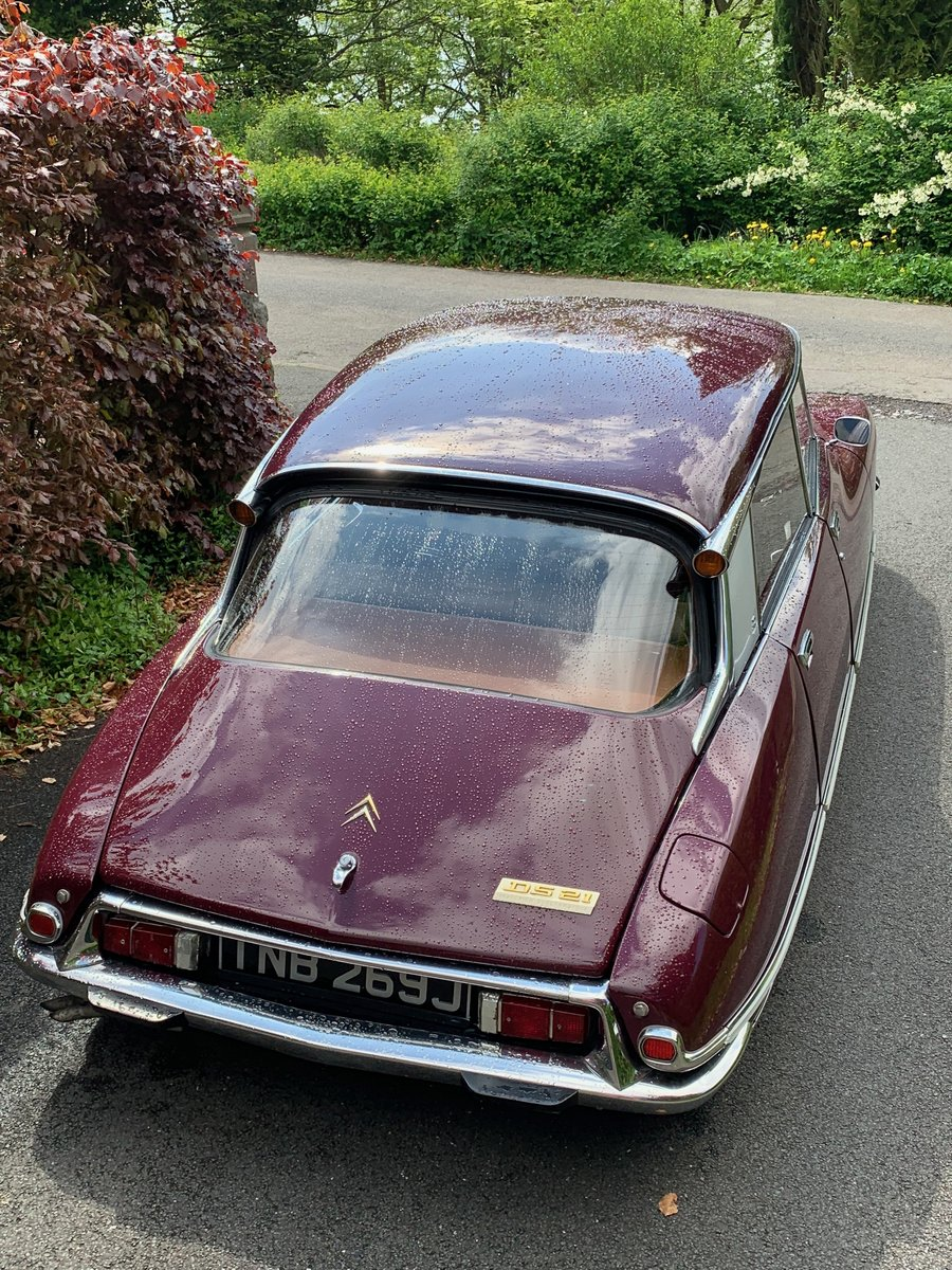 1971 Citroen DS 21ie Pallas BHV LHD -  For Sale (picture 6 of 6)