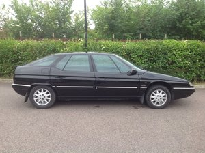 1997 Citroen XM 2.0i turbo exclusive 2 owners from new For Sale