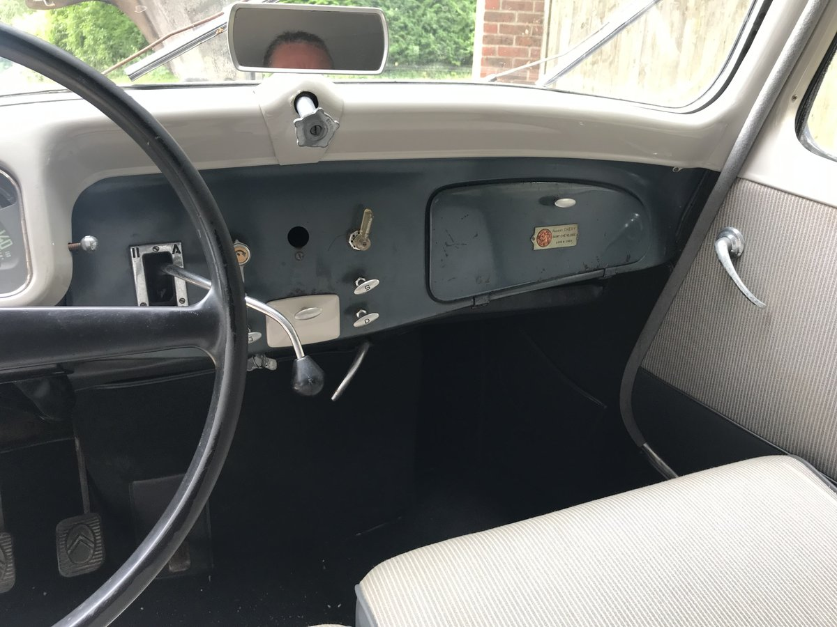 1953 CITREON 11B TRACTION For Sale (picture 6 of 6)