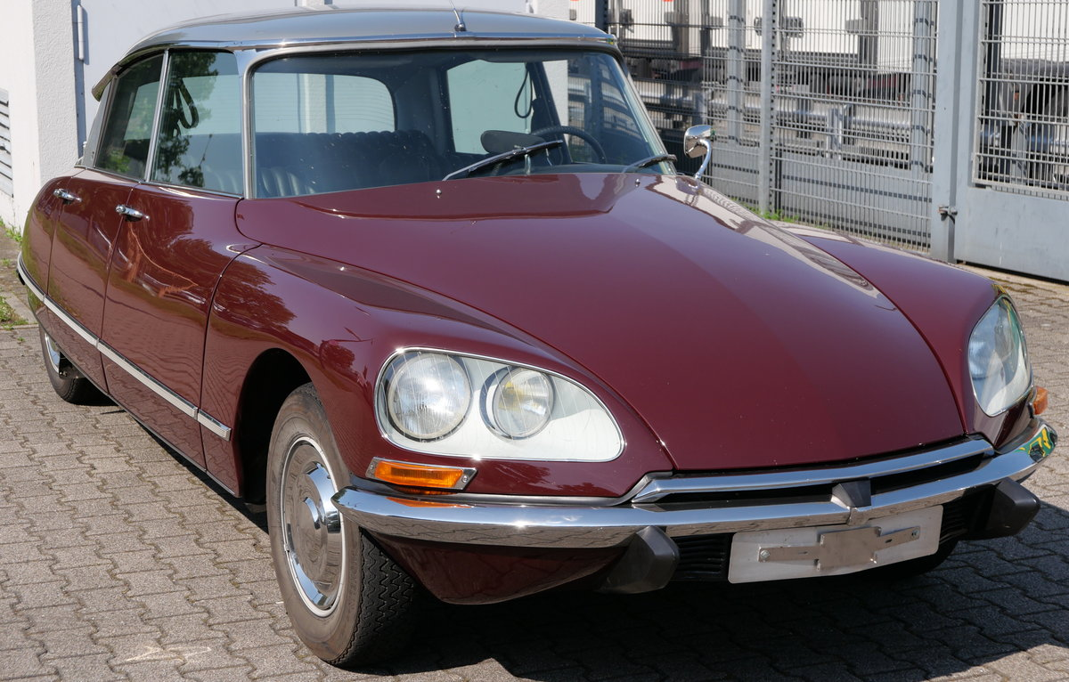 1969 Citroen DS 20 Pallas For Sale (picture 1 of 6)