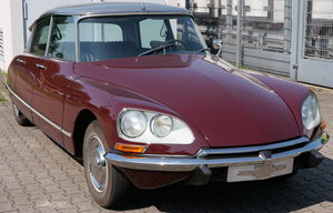 1969 Citroen DS 20 Pallas For Sale