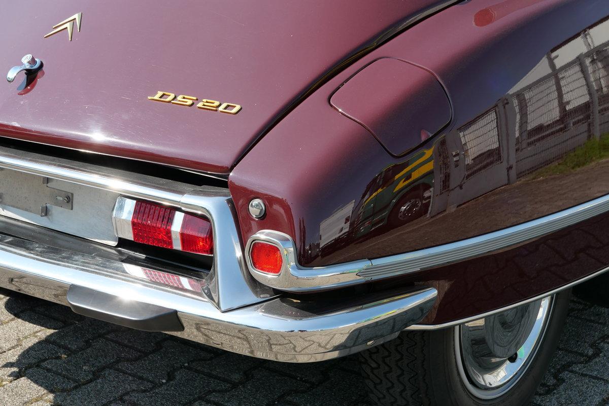 1969 Citroen DS 20 Pallas For Sale (picture 3 of 6)