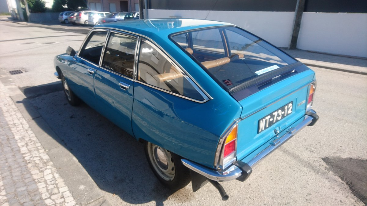 1976 Rare Citroën GS 1220 Club For Sale (picture 4 of 6)