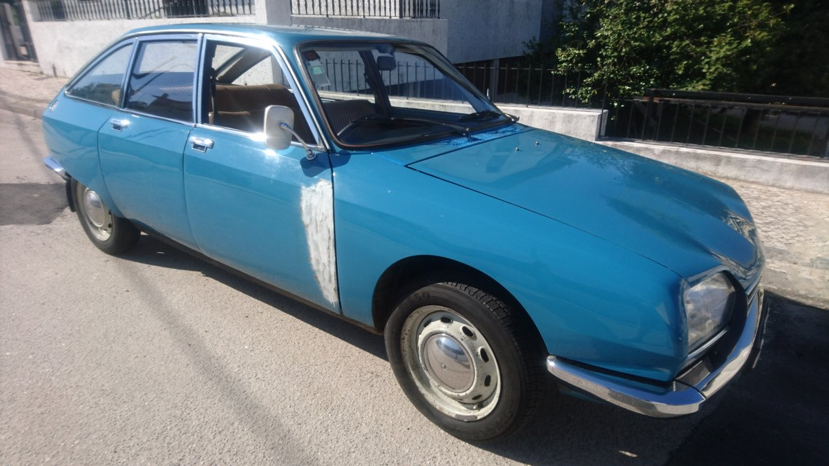 1976 Rare Citroën GS 1220 Club For Sale (picture 6 of 6)