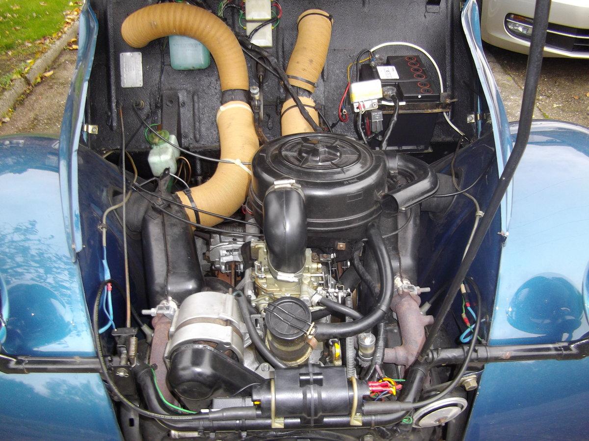 1989 Citroen 2CV6 Classic car SOLD (picture 6 of 6)