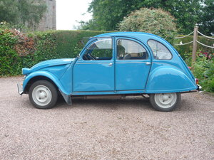 1984 Citroen 2 CV6 Club For Sale