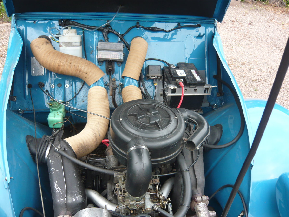 1984 Citroen 2 CV6 Club SOLD (picture 5 of 6)