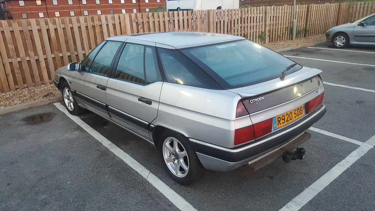 1997 Beautiful Citroen XM with Towbar For Sale (picture 2 of 6)