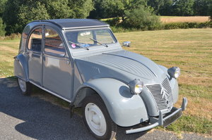 1959 Citroen 2CV AZLP (suicide doors) Rare  For Sale
