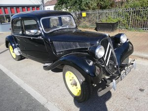1954 citroen traction 11bl For Sale