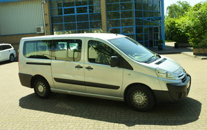 2014 Citroen Dispatch Mini Bus L2 H1. As Peugeot. NO VAT For Sale